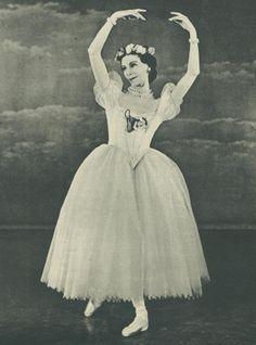 А.Маркова  ПА ДЕ КАТР - Мария Тальони 1951