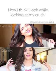 Bethany Mota ,in the bottom one she still looks perfect