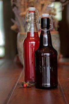 Making your own kombucha, Part 2! Flavoring your brew.