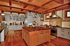 Image result for timber frame kitchen pictures