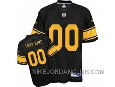 http://www.nikejordanclub.com/customized-pittsburgh-steelers-jersey-youth-eqt-black-with-yellow-number-football-ytntw.html CUSTOMIZED PITTSBURGH STEELERS JERSEY YOUTH EQT BLACK WITH YELLOW NUMBER FOOTBALL YTNTW Only $60.00 , Free Shipping!
