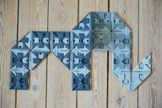 Fligg er enkelt og let at bruge og mulighederne er uendelige. Fligg følger den danske designtradition, hvor værdien netop ligger i enkeltheden, der øger brugbarheden.  Find #Fligg hos Nikostine.dk -  #Constructiontoys #Konstruktionslegetøj