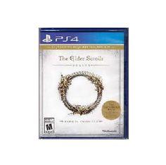 NEW SEALED The Elder Scrolls Online Tamriel Unlimited Sony PlayStation 4