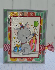 Made With Love Cards: *Party Time*