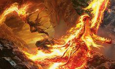 Chandra's Phoenix: Magic the Gathering