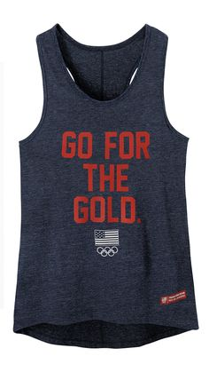 Little girls channeling their inner Gracie Gold, Simone Biles, or Natalie Coughlin need a summer tank that'll keep up with them. Ours is built with our Go-Dry wicking technology to keep her dry and comfortable during sweltering summer days in the backyard. It also works as a casual cover-up over her swimsuit for pool parties. Matching with your #mini♥me is highly recommended — this curved-hem tank also comes in Women's sizes.