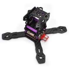 Realacc RX130 RX150 130mm 150mm 3mm Arm Carbon Frame Kit with 5V/12V PDB XT60 Plug https://www.fpvbunker.com/product/realacc-rx130-rx150-130mm-150mm-3mm-arm-carbon-frame-kit-with-5v12v-pdb-xt60-plug/    #drones