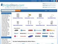 Fridge Filters Coupons & Promo Codes