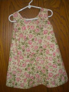 Cool Summer Dresses for little girls - vintage style $18
