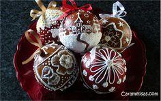 Caramelisas: Galletas 3D de pan de jengibre (receta tradicional...
