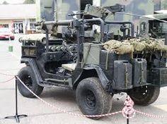 US Army M151A2 Ranger FAV
