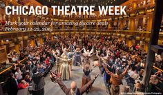 Chicago Theatre Week February 12-22, 2015
