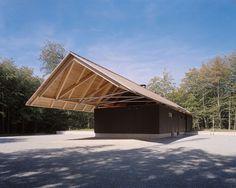 Forest Lodge, DETHIER ARCHITECTURE