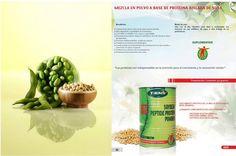 Mejora tu digestión con la proteína de soya