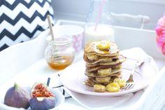 placuszki bananowe bez cukru zdrowe sniadanie