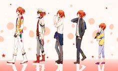 I bet You had all the ladies! Manga Boy, Manga Anime, Anime Art, Anime Boys, Mahouka Koukou No Rettousei, Tsukiuta The Animation, Black Butler Ciel, Picture Boards, Fanarts Anime
