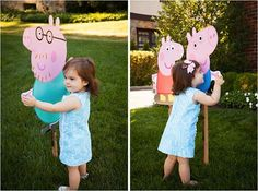 How to Throw a (Somewhat) DIY Peppa Pig Birthday Party