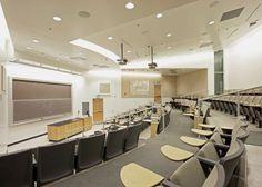 CSU San Bernardino Natural Sciences Building-lecture hall