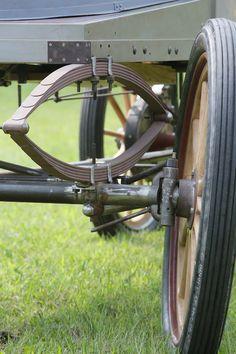 M.S. Herman & Co steamer restoration close up