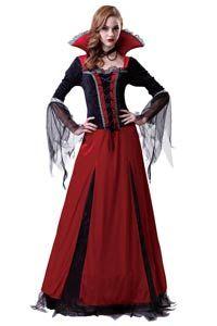 Red Vampiress Costume