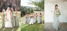 To help you out with choosing the right bridesmaid dresses to go with your wedding theme, we've rounded up 6 stunning sage green dresses. Sage Bridesmaid Dresses, Bridesmaids, Wedding Dresses, Sage Green Dress, Colour Schemes, Wedding Ideas, Colors, Fashion, Bride Dresses