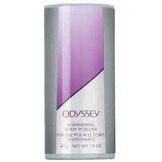 Odyssey Shimmering Body Powder on Storenvy