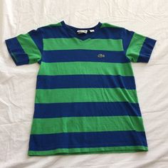 SOLD. Check this item I am selling on Totspot, the resale shopping app for families.   Lacoste Boys Shirt Lacoste  Love this! #kidsfashion #familyfashion