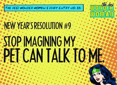 2013's installment of new year's resolutions.  diary entry #38