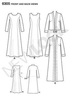 NL6305 Misses Dress