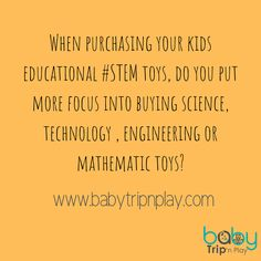 We want to cater to the needs of our bright parents and future leaders. Let us know which educational toys you prefer buying for your little ones. Newborn Toys, Traveling With Baby, Toddler Toys, Educational Toys, Parents, Thankful, Bright, Play, Future