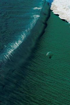Birdseye surf photo by Ted Grambeau.
