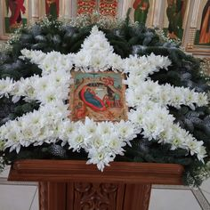 White Flowers, Beautiful Flowers, Orthodox Icons, Orchids, Large Flower Arrangements, Orchid