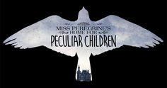 Tim Burton Unveils 'Miss Peregrine's Home for Peculiar Children' Logo -- Director Tim Burton offers a first look at his new fantasy adventure 'Miss Peregrine's Home for Peculiar Children' on Facebook. -- http://movieweb.com/miss-peregrine-home-peculiar-children-logo-tim-burton/