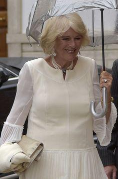 Lady Charlotte Wellesley s'est mariée en Espagne en présence de 200 invités dont Camilla Parker-Bowles, l'ex-roi Juan-Carlos et Tatiana et Andrea Casiraghi.