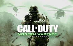 Call of Duty Modern Warfare Remastered For Xbox One & PS4 - http://gamesintrend.com/call-of-duty-modern-warfare-remastered/
