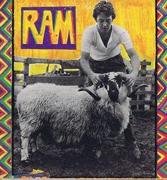 Paul And Linda McCartney – Ram – US Press LP Vinyl Record
