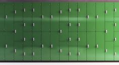glass locker / for public buildings / for wet rooms Wet Rooms, Cubicles, Lockers, Public, Architecture, Glass, Interior, Buildings, Gym