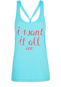 I think you mean 'I NEED it all' for christmas! #lornajane #ljfitlist