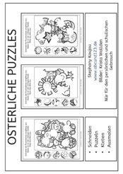 Ostern Puzzle