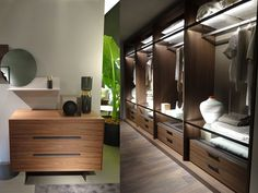 We know the decoration trends according to the Furniture Fair of Milan, held from April 4 to Discover them! We just landed in Milan with all Walk In Closet, Decor, Haus, Room Divider, Furniture, Trending Decor, Interior Design, Home Decor, Deco