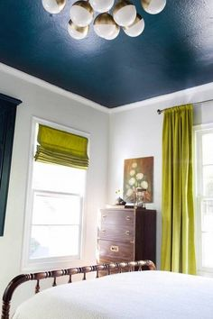 40 painted ceilings that make a statement