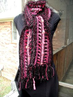Crochet Scarf | Flickr - Photo Sharing!