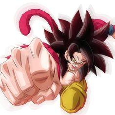 Goku SSaiyanjin4 TEC