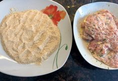 Kotlety schabowe inaczej niż zwykle - Blog z apetytem Hummus, Ethnic Recipes, Blog, Blogging