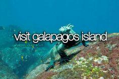 Visit Galapagos Island