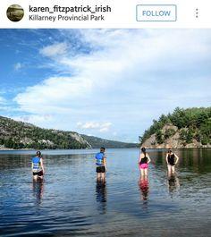 Killarney Provincial Park Ontario Parks, Canada