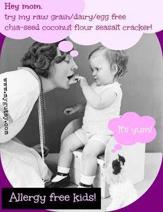 """Crunchy"" Humor!"