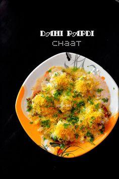 Dahi Papdi CHaat http://www.upala.net/2015/04/dahi-papdi-chaat.html
