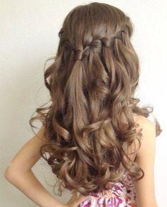 Neat -> Elegant Wedding Hairstyles For Medium Length Hair #visit