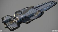 Infinite Warfare Has Some Very Cool Spaceships
